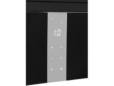 Soundsystem - schwarz - 109 cm - 14 cm - 36 cm - Möbel-Kraft