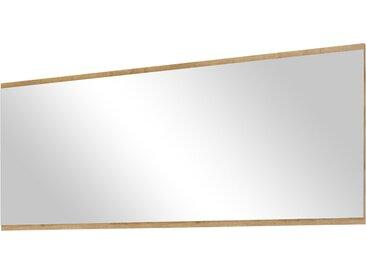 Spiegel - holzfarben - 135 cm - 53 cm - 2,2 cm - Möbel-Kraft