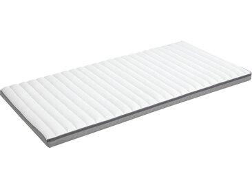 Zöllner Reisebettmatratze  Travelsoft - weiß - 65% Polyester, 35% Baumwolle, versteppt mit Polyestervlies - 60 cm - 5 cm - Möbel-Kraft