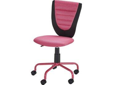 Kinder- und Jugenddrehstuhl - rosa/pink - Möbel-Kraft