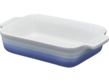 KHG Auflaufform - blau - Steinzeug/Steingut - 13 cm - 4,3 cm - Möbel-Kraft