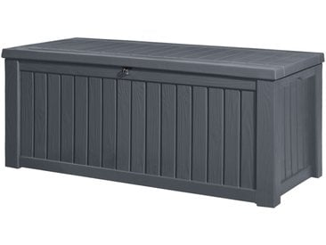 Kissenbox - braun - Polypropylen - 155 cm - 64,4 cm - 72,4 cm - Möbel-Kraft