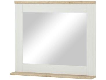 Bad-Spiegel - weiß - Möbel-Kraft