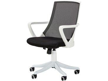 Büro-Drehstuhl - schwarz - Möbel-Kraft