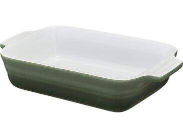 KHG Auflaufform - grün - Steinzeug/Steingut - 16 cm - 5 cm - Möbel-Kraft