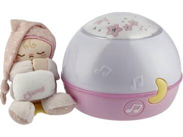 Chicco Nachtlicht mit Musik   Sternenhimmel Projektor - rosa/pink - Kunststoff - Möbel-Kraft