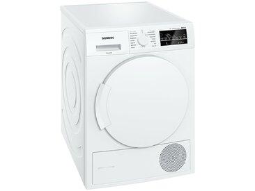 SIEMENS Wärmepumpentrockner  WT 45 W 463 - weiß - Metall-lackiert, Kunststoff - 59,8 cm - 84,2 cm - 65,2 cm - Möbel-Kraft
