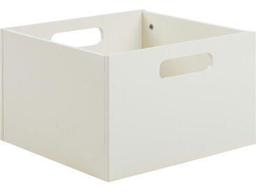 Roba Aufbewahrungsbox  Dreamworld 3 - weiß - 42 cm - 26 cm - 38 cm - Möbel-Kraft