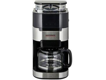GASTROBACK Kaffeeautomat  42711 - schwarz - Edelstahl, Glas , Kunststoff - 21,3 cm - 43 cm - 31,4 cm - Möbel-Kraft