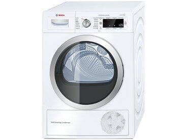 BOSCH Wärmepumpentrockner  WTW 875W0 - weiß - Edelstahl, Glas , Metall-lackiert - 59,8 cm - 84,2 cm - 59,9 cm - Möbel-Kraft
