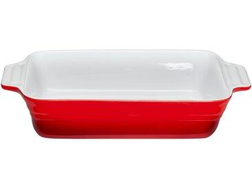 KHG Auflaufform - rot - Steinzeug/Steingut - 19,5 cm - 6,5 cm - Möbel-Kraft