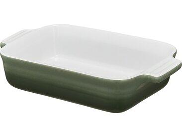 KHG Auflaufform - grün - Steinzeug/Steingut - 13 cm - 4,3 cm - Möbel-Kraft