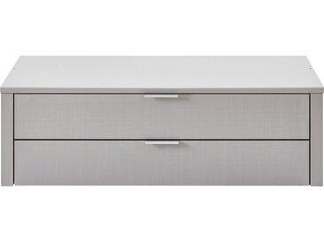 Dreamer eXpress Innenschubkasten, 2er-Set 100 cm - grau - Holzwerkstoff foliert, Spanplatte - 100 cm - 29 cm - 45 cm - Möbel-Kraft