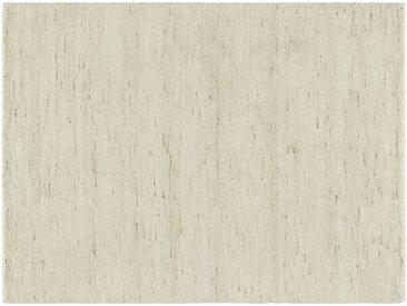 Berber-Teppich - creme - Wolle - Möbel-Kraft