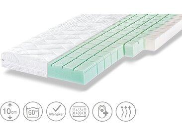 Zöllner Kinderbettmatratze  Dream - weiß - Bezug: 65% Polyester, 35% Baumwolle - 70 cm - 10 cm - Möbel-Kraft
