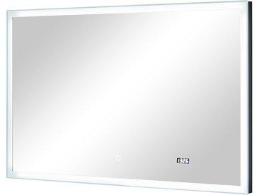 LED-Badspiegel - 110 cm - 70 cm - 3 cm - Möbel-Kraft