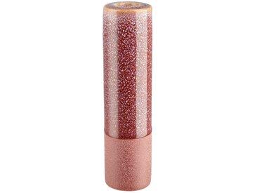 Kerzenhalter - rosa/pink - Steingut - 5 cm - 20 cm - 5 cm - Möbel-Kraft