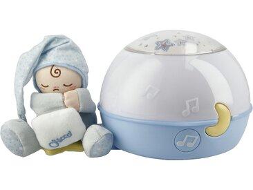 Chicco Nachtlicht mit Musik   Sternenhimmel Projektor - blau - Kunststoff - Möbel-Kraft