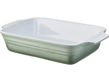 KHG Auflaufform - grün - Steinzeug/Steingut - 19,5 cm - 6,5 cm - Möbel-Kraft
