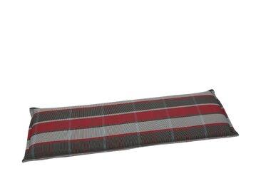 GO-DE Auflage - rot - 45 cm - 6 cm - Möbel-Kraft