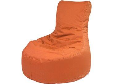 Outbag Sitzsack - orange - 85 cm - 90 cm - 85 cm - Möbel-Kraft