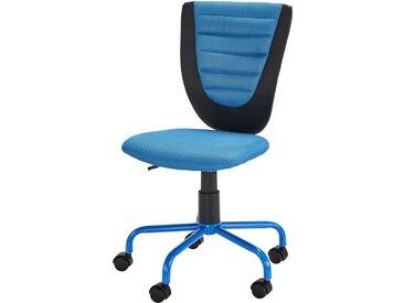 Kinder- und Jugenddrehstuhl - blau - Möbel-Kraft