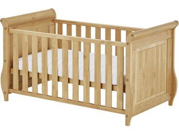 Babybett - holzfarben - 75 cm - 84 cm - Möbel-Kraft