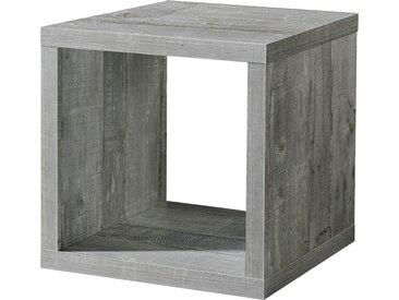 Würfel  40 cm breit - holzfarben - 40 cm - 40 cm - 40 cm - Möbel-Kraft
