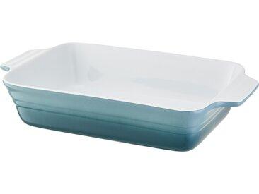 KHG Auflaufform - blau - Steinzeug/Steingut - 19,5 cm - 6,5 cm - Möbel-Kraft