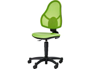 home worx Kinder-und Jugenddrehstuhl - grün - Möbel-Kraft