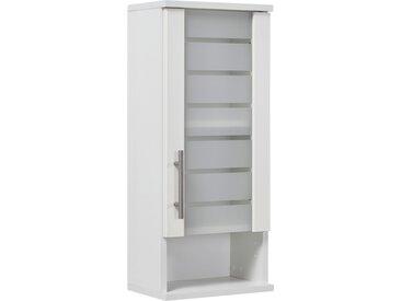 Bad-Oberschrank - weiß - 30 cm - 70,5 cm - 20,5 cm - Möbel-Kraft