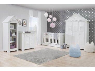 Babyzimmer komplett 3-teilig Häuschen Komplettzimmer LaVie