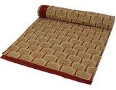 Tagesdecke »Blockdruck Tagesdecke, Bett & Sofaüberwurf,..«, beige