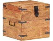 Aufbewahrungsbox » Akazienholz Massiv Truhe Holzkiste Aufbewahrungsbox mehrere Auswahl«