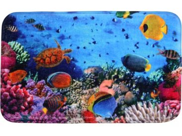 Badteppich Ocean 70 x 110 cm