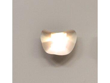 Knikerboker Non So! P/PL design LED Wandleuchte weiss 40cm