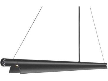 dftp designer Hängelampe SpaceB schwarz 120cm LED 983lm inkl. Dimmer