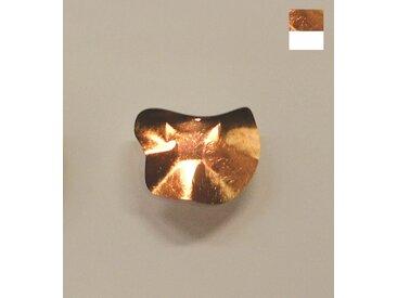Knikerboker Non So! P/PL design LED Wandleuchte blattbronze weiss 40cm