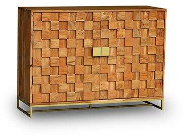 Kommode 117x85cm 'Assuan' Akazie lackiert