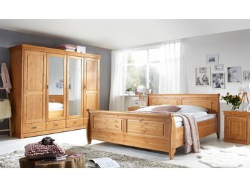 Schlafzimmer 'Jolina' Kiefer honig