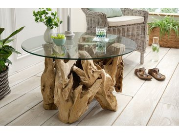 "Couchtisch 100cm ""Java"" recyceltes Holz"