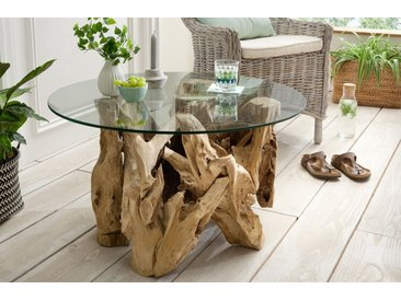 """Couchtisch 100cm """"Java"""" recyceltes Holz"""
