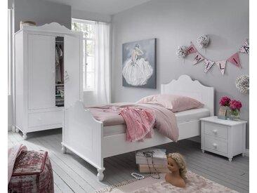 INFANSKIDS Klaudia Kinderzimmer Jugendbett 209x110x102cm