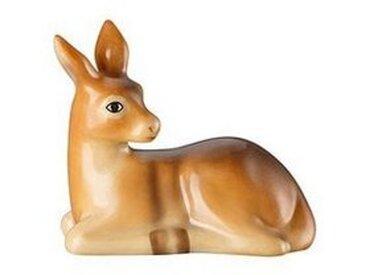 Hutschenreuther Tierfigur »Cozy Winter Figur Rehkitz liegend« (1 Stück)