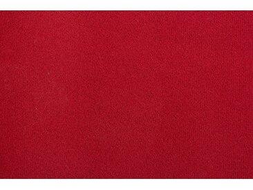 Andiamo ANDIAMO Teppichboden »Sina«, Breite 400 cm, Meterware, rot, bordeaux-rot