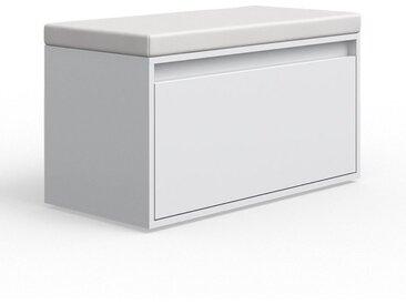 Vicco Sitzbank »IKER Schuhbank weiß Schuhschrank Sitzfläche Stauraum Sitztruhe«