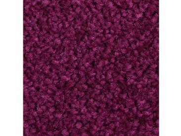 Bodenmeister BODENMEISTER Teppichboden »Pegasus«, Hochflor, Breite 400/500 cm, lila, lila/pink