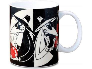 LOGOSHIRT Tasse mit MAD Magazin-Print »Spy vs. Spy«, schwarz, schwarz