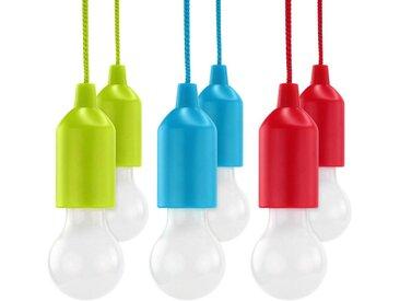 HyCell Dekolicht »Pull-Light Set mit Zugschalter - Warmweiß LED mit 22 Stunden Leuchtdauer«