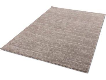 SCHÖNER WOHNEN-Kollektion Teppich »Balance«, rechteckig, Höhe 13 mm, Kurzflor, natur, beige